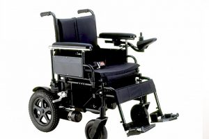 silla de ruedas con motor Kairos Medical
