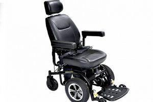 silla de ruedas con motor trident Kairos Medical