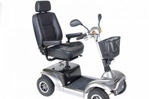 scooter electrico en Kairos Medical